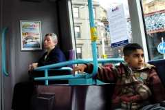 Glasgow Bus Ride